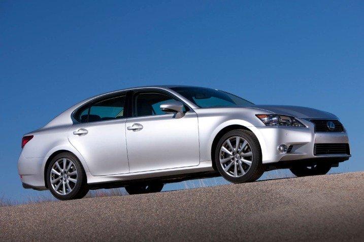 LexusGS350201427 4049 Đánh giá chi tiết xe Lexus GS 350 2014: Sang trọng, đầy cảm xúc
