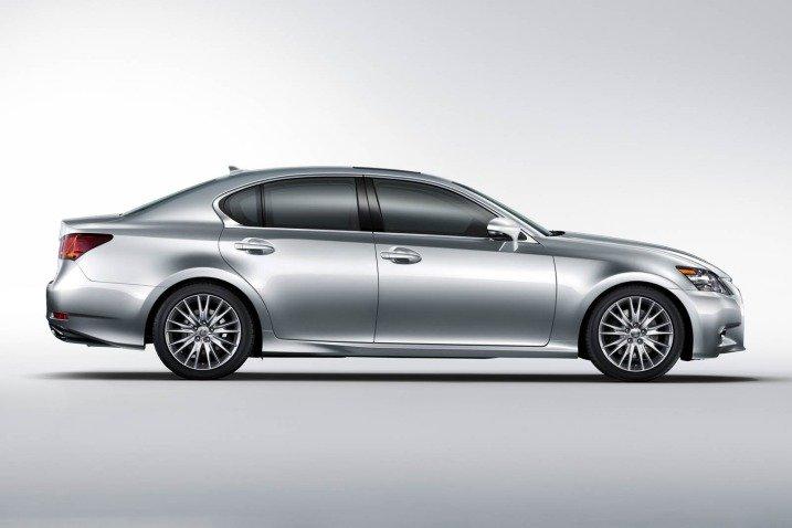LexusGS35020143 7554 Đánh giá chi tiết xe Lexus GS 350 2014: Sang trọng, đầy cảm xúc