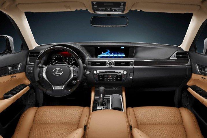 LexusGS35020146 e20a Đánh giá chi tiết xe Lexus GS 350 2014: Sang trọng, đầy cảm xúc