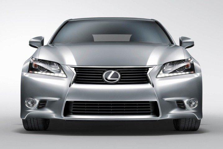 LexusGS35020147 e771 Đánh giá chi tiết xe Lexus GS 350 2014: Sang trọng, đầy cảm xúc