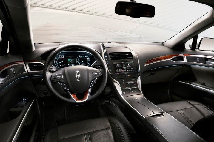 LincolnMKZ c1de Đánh giá chi tiết xe Lincoln MKZ 2016