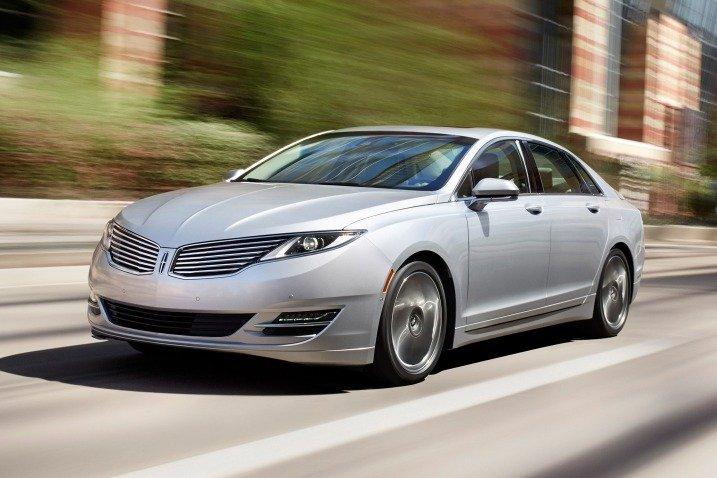LincolnMKZc b0ce Đánh giá chi tiết xe Lincoln MKZ 2016