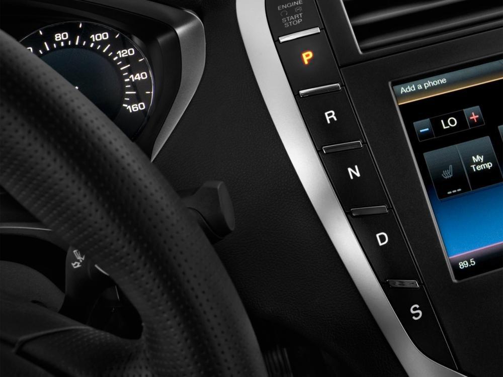 manhinhcamung1 693e Đánh giá chi tiết xe Lincoln MKZ 2016