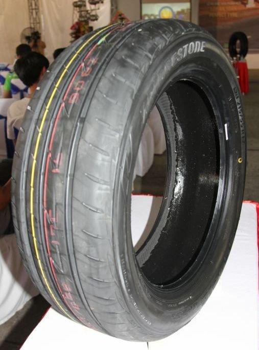 Công nghệ tráng lốp xe 2