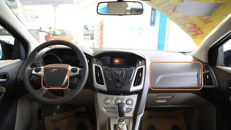 Nội thất của Ford Focus là sự tỉ mỉ, khéo léo trong từng chi tiết.