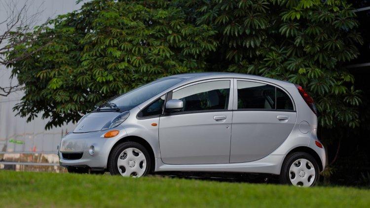 EV 07a9 Đánh giá chi tiết xe Mitsubishi i MiEV 2016
