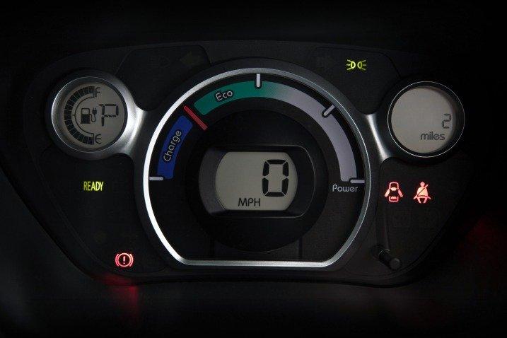 iiMiEV 4d20 Đánh giá chi tiết xe Mitsubishi i MiEV 2016