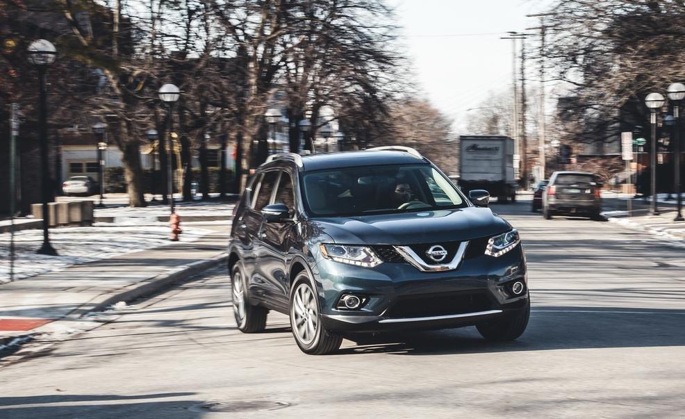 NissanRogue20142 9f25 Đánh giá chi tiết xe Nissan Rogue 2014: Ngoại hình bắt mắt, khả năng tiết kiệm nhiên liệu ấn tượng
