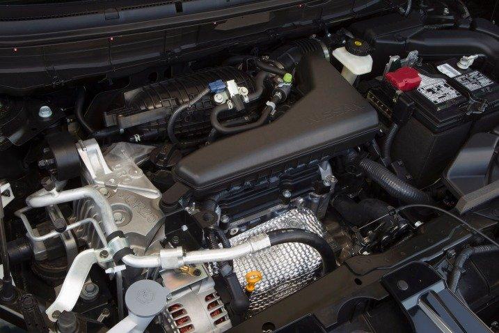 NissanRogue20145 e0f7 Đánh giá chi tiết xe Nissan Rogue 2014: Ngoại hình bắt mắt, khả năng tiết kiệm nhiên liệu ấn tượng