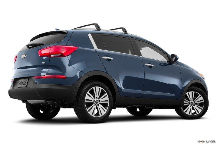 KiaSportage201528 a3be Đánh giá chi tiết xe Kia Sportage 2015