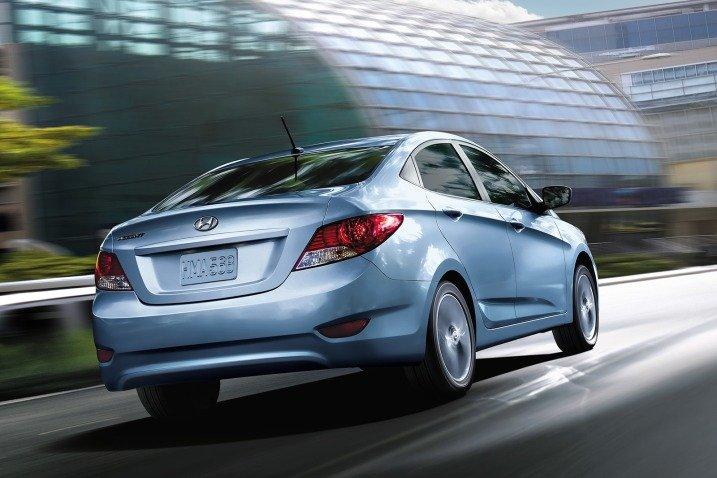 2013hyundaiaccent16 0167 Đánh giá chi tiết xe Hyundai Accent 2014