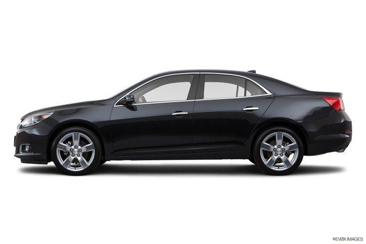 31 5084 Đánh giá chi tiết xe Chevrolet Malibu 2014