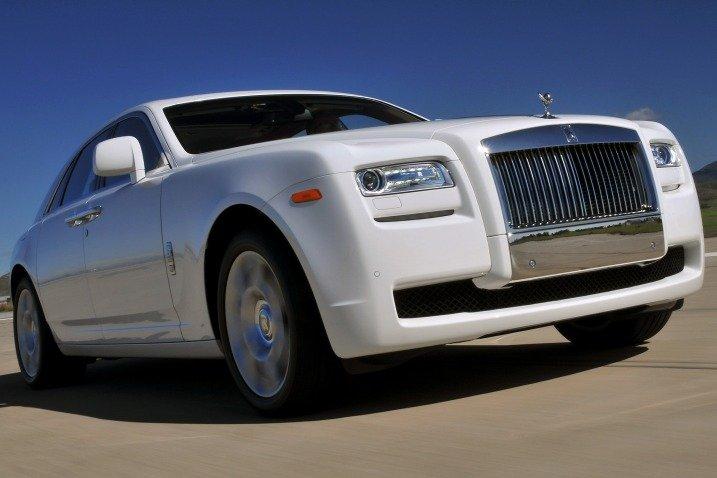 14 6790 Đánh giá chi tiết xe Rolls Royce Ghost 2014: Mẫu sedan dành cho các đại gia