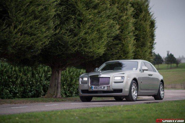 32 b925 Đánh giá chi tiết xe Rolls Royce Ghost 2014: Mẫu sedan dành cho các đại gia
