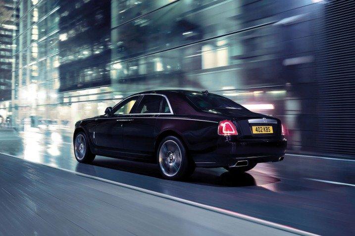 42 c5dc Đánh giá chi tiết xe Rolls Royce Ghost 2014: Mẫu sedan dành cho các đại gia