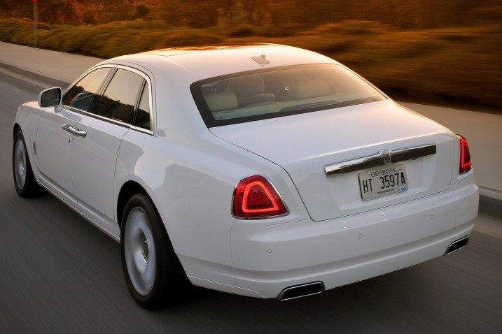 RollsRoyceGhost20142 08a0 Đánh giá chi tiết xe Rolls Royce Ghost 2014: Mẫu sedan dành cho các đại gia