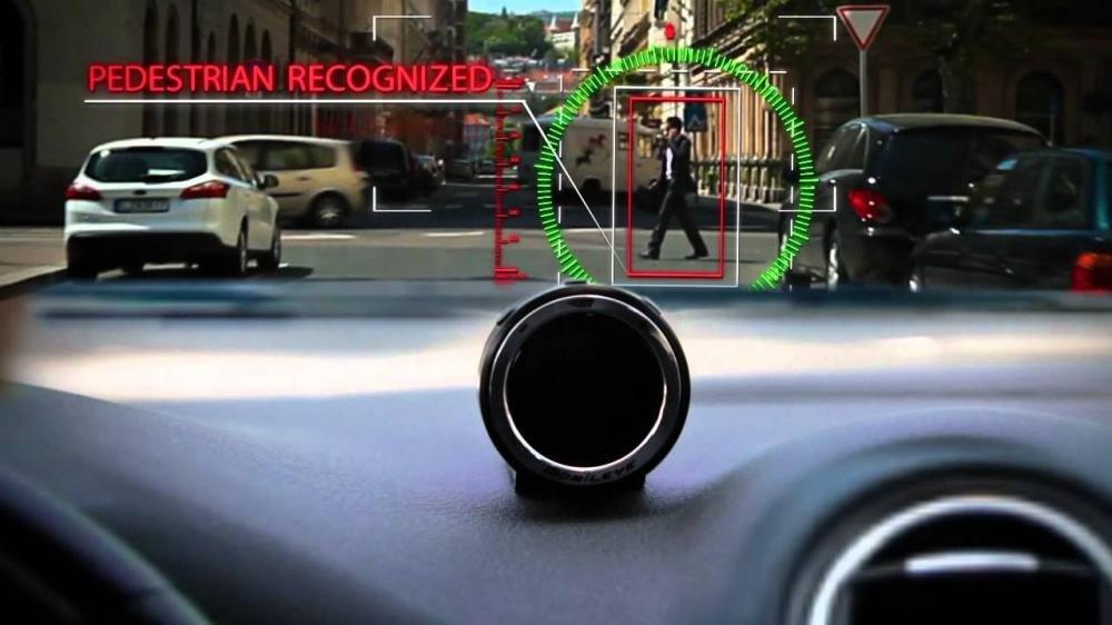 Công nghệ mắt thần Mobileye 1