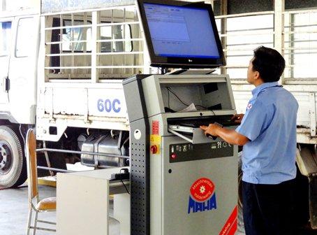 Các công đoạn kiểm tra sẽ được tiến hành bằng các thiết bị tự động.