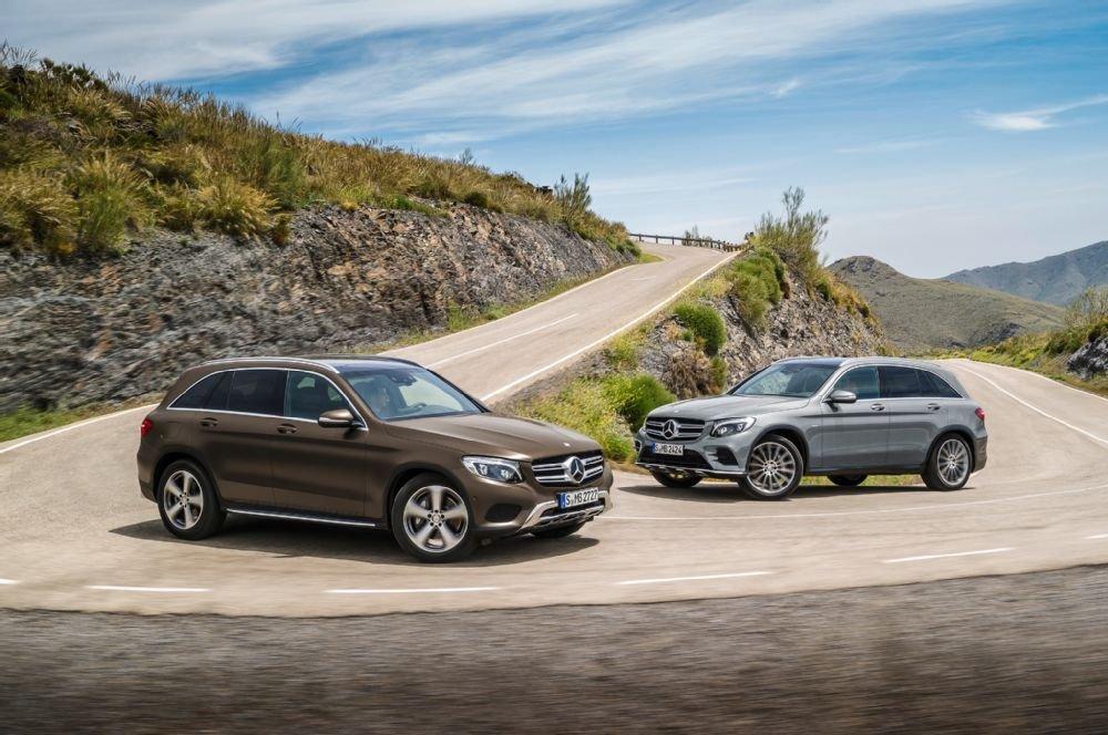 Mercedes-Benz GLC-Class sẽ là đối thủ đáng gờm ở phân khúc SUV hạng sang thể thao cỡ nhỏ.