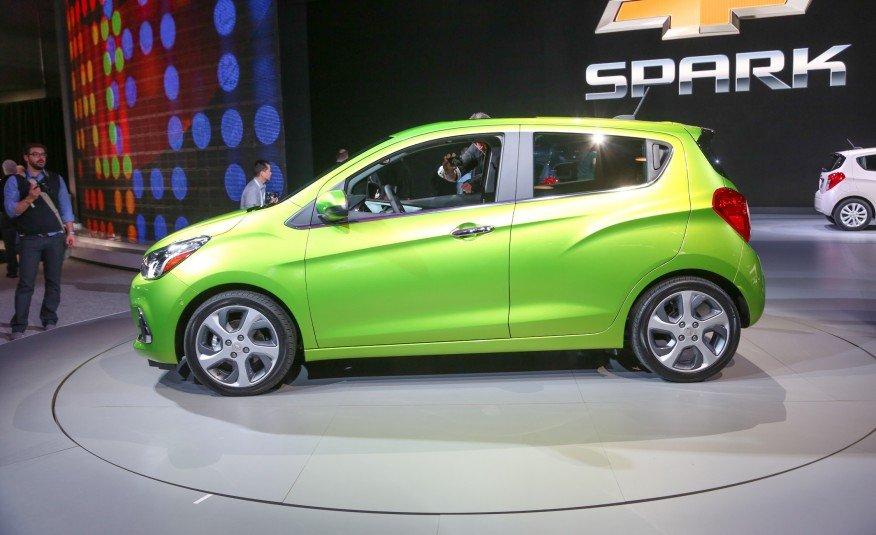 Chevrolet Spark 2016 2