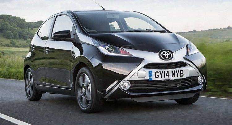 Toyota Aygo và Toyota Yaris sẽ được trang bị công nghệ an toàn Toyota Safety Sense