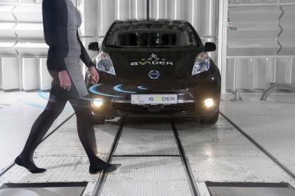 Công nghệ cảnh báo người đi bộ trên xe điện 1
