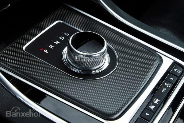 Các chế độ lái trên Jaguar XF mới: Normal, Winter và Dynamic 1