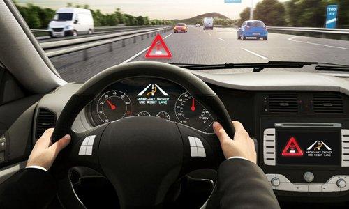 Tìm hiểu công nghệ phát hiện lái xe đi ngược chiều.