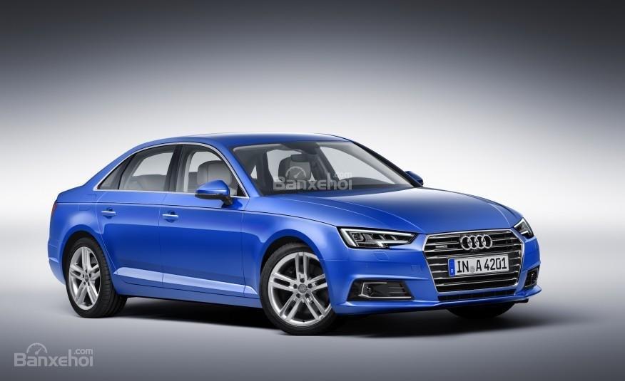 Đánh giá thân xe Audi A4 2017