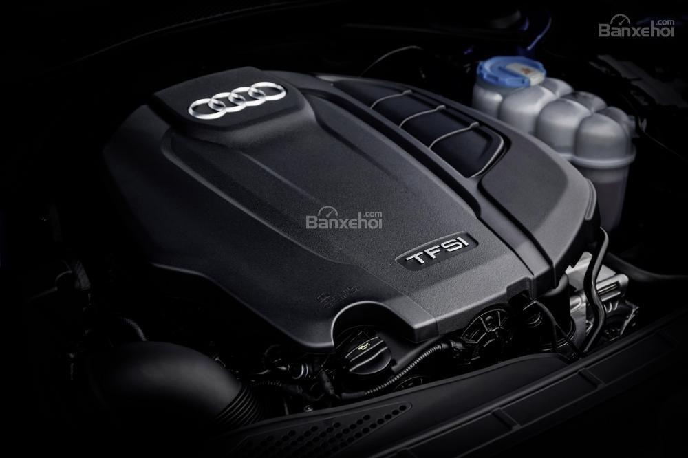 Đánh giá động cơ xe Audi A4 2017