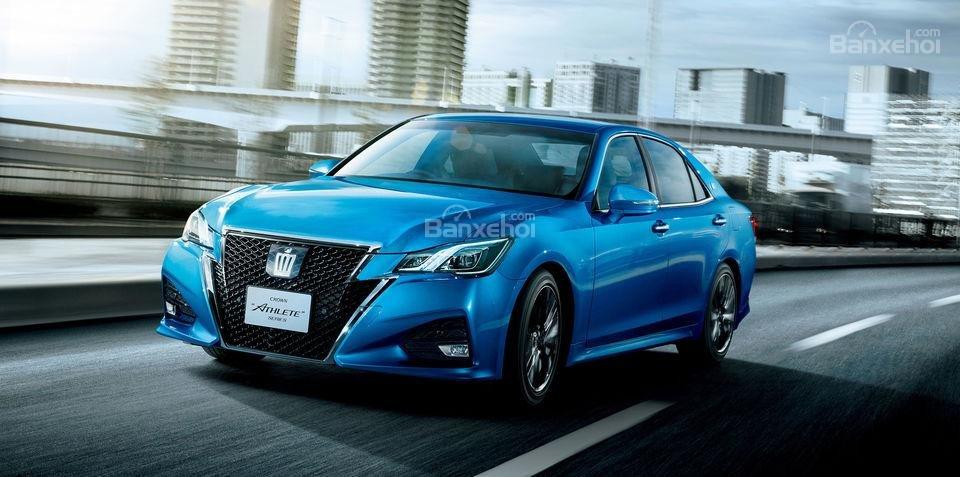 Toyota Crown mới sẽ ứng dụng công nghệ tương tác giữa các phương tiện