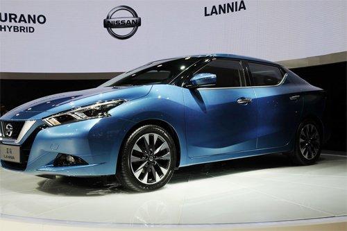 Nissan Lannia - Mẫu sedan cá tính được bán ra thị trường Trung Quốc 1