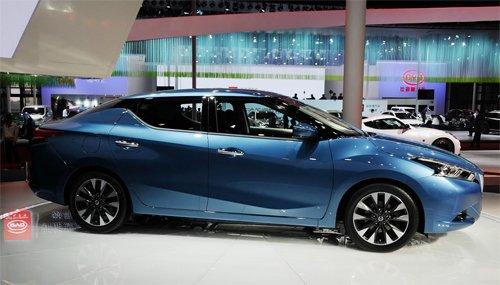 Nissan Lannia - Mẫu sedan cá tính được bán ra thị trường Trung Quốc 3