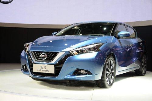 Nissan Lannia - Mẫu sedan cá tính được bán ra thị trường Trung Quốc 2