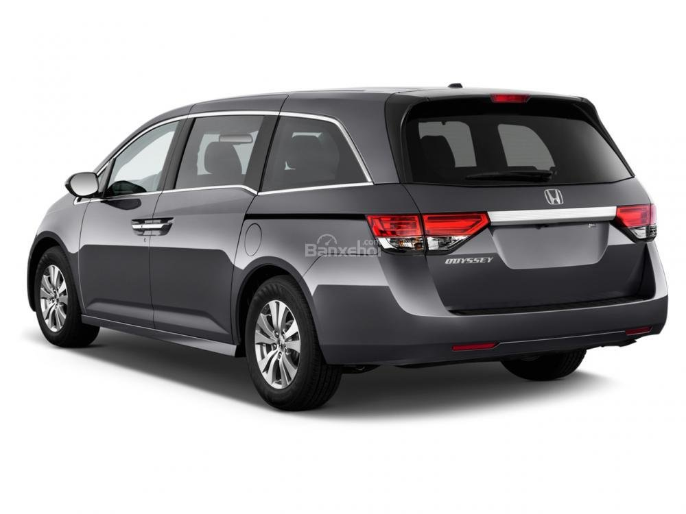 Đánh giá đuôi Honda Odyssey 2016
