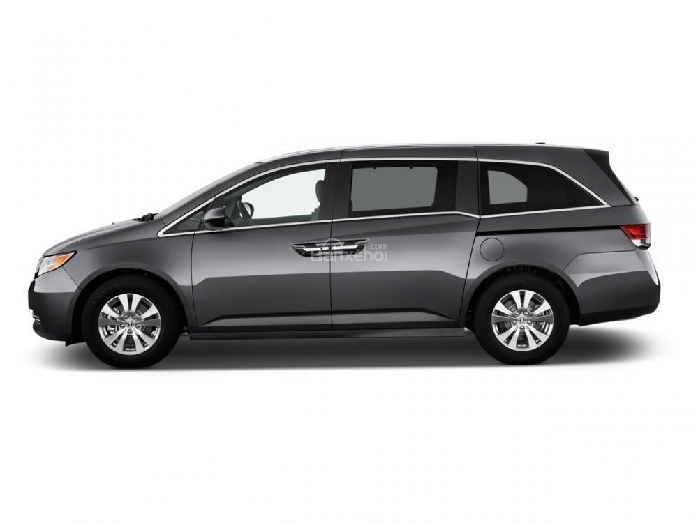 Đánh giá thân xe Honda Odyssey 2016