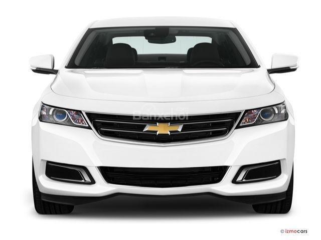 Đánh giá đầu xe Chevrolet Impala 2016