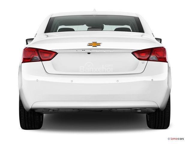 Đánh giá đuôi xe Chevrolet Impala 2016