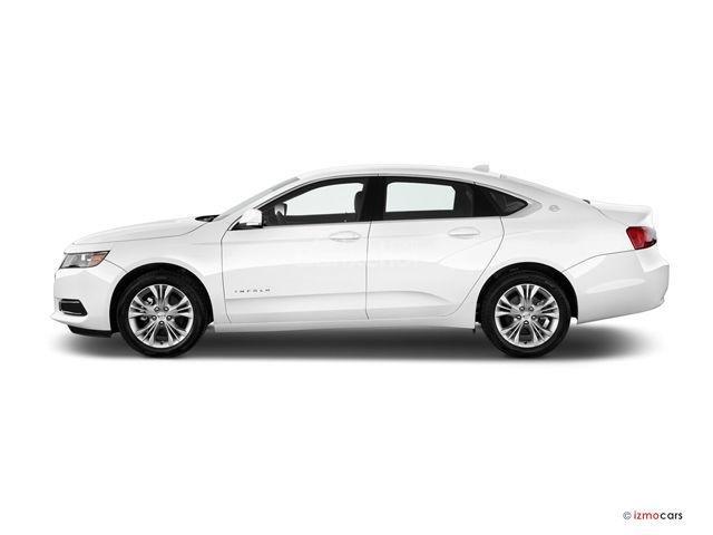 Đánh giá thân xe Chevrolet Impala 2016