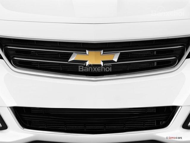 Đánh giá lưới tản nhiệt xe Chevrolet Impala 2016
