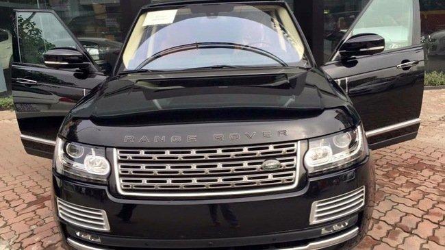 Range Rover SVAutobiography lần đầu về Việt Nam.
