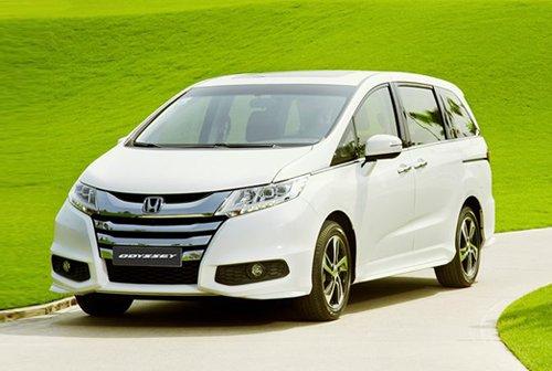 Honda Odyssey được kỳ vọng là 1 trong 5 mẫu xe ô tô sẽ khuấy động thị trường Việt Nam 2016.