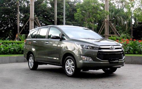 Tại thị trường Việt, Toyota Innova dường như vẫn là cái tên không có đối thủ trong phân khúc MPV.