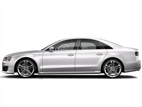 Đánh giá xe Audi S8 2016: Trục cơ sở nhỏ hơn so với trục của Audi A8