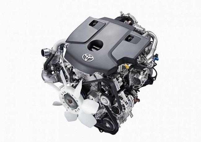 Toyota Innova 2016 tại Indonesia có 3 tùy chọn động cơ đi kèm hộp số sàn 5 cấp hoặc 6 cấp.
