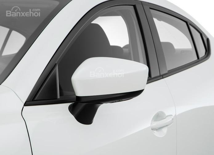 Đánh giá xe Mazda 3 2016 phần thân xe 5
