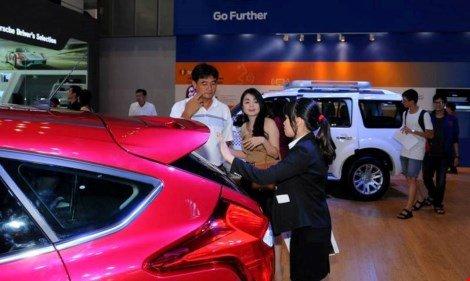 Ô tô Việt sẽ nhảy vọt trong năm 2020.