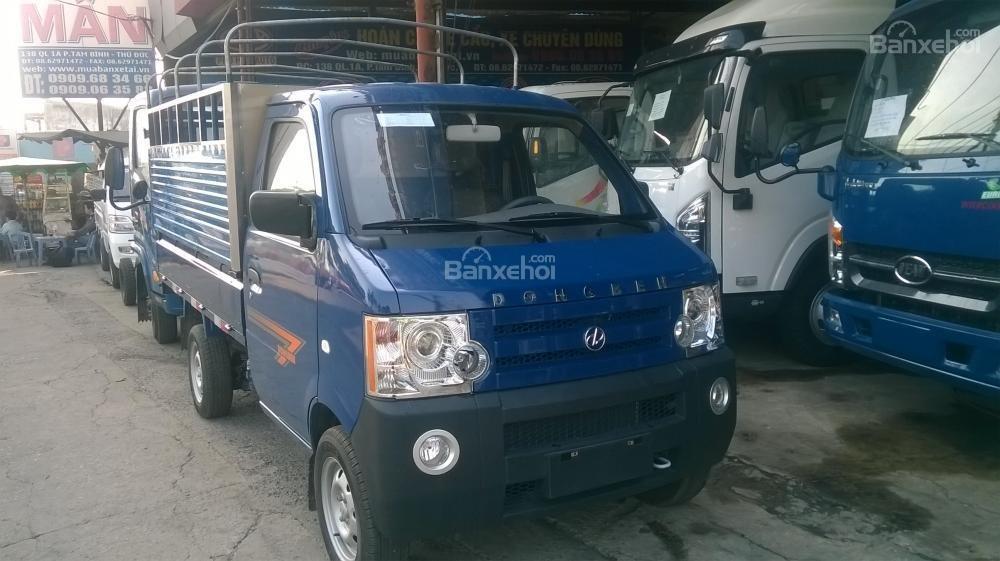 Xe tải Dongben 870kg thùng bạt, kín giá rẻ, Mua xe tải Dongben 800kg, Bán xe tải Dongben 8.7 tạ