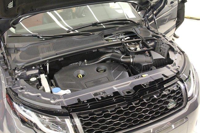 Range Rover Evoque 2016 chính thức có mặt tại Việt Nam 1