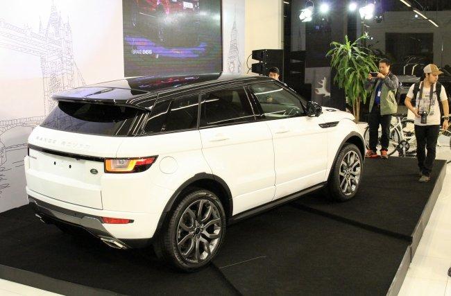 Range Rover Evoque 2016 chính thức có mặt tại Việt Nam 2